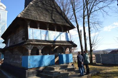 Під час робочого виїзду обговорили  важливість збереження архітектурних пам'яток району